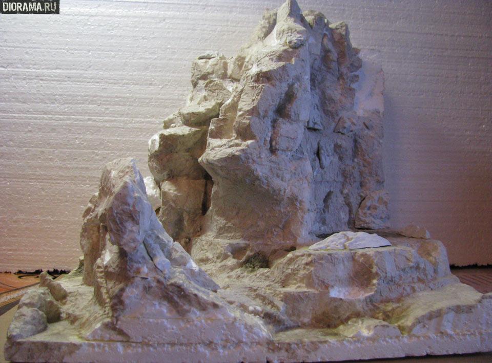 История одной работы: Перевал Клухорский, высота 1360., фото #4