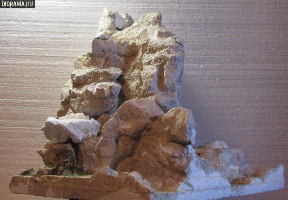 История одной работы: Перевал Клухорский, высота 1360., фото #5