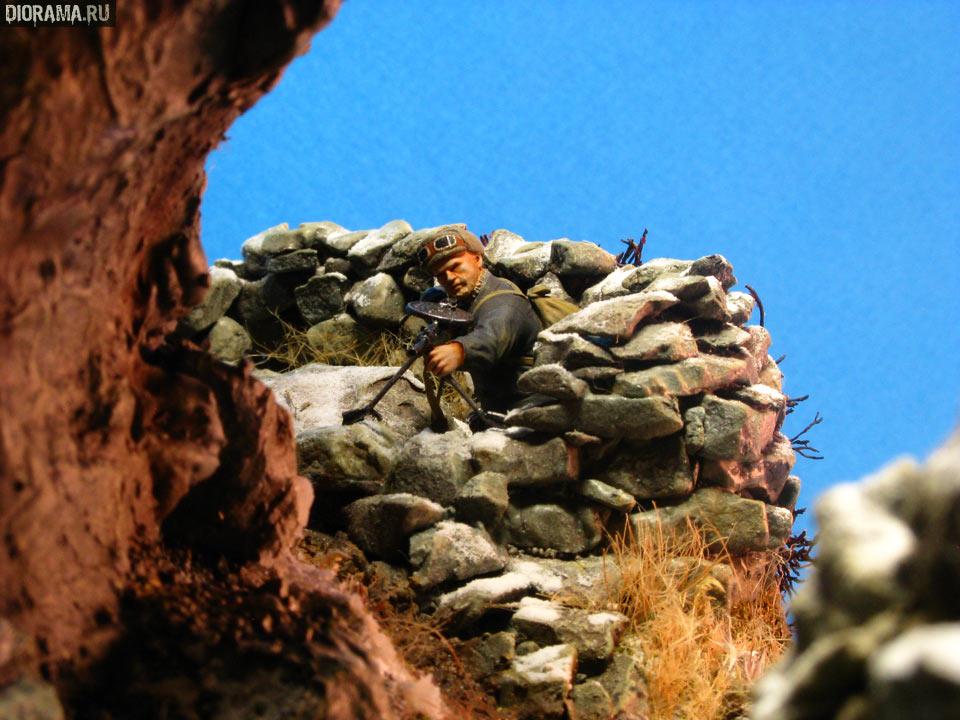 История одной работы: Перевал Клухорский, высота 1360., фото #61