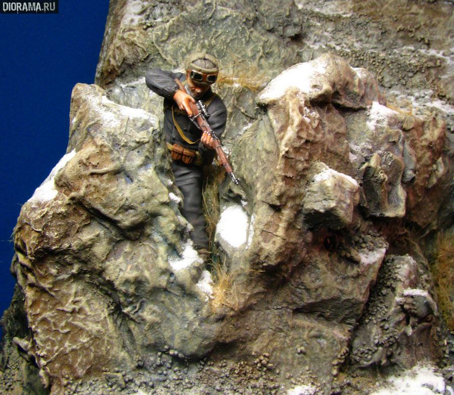 История одной работы: Перевал Клухорский, высота 1360., фото #65
