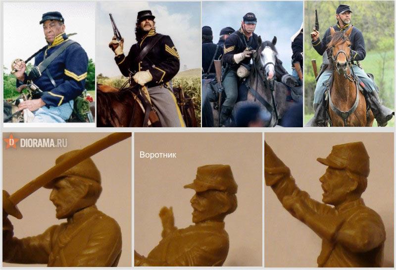 Обзоры: 8-й Пенсильванский кавалерийский полк в сражении под Чанселорвиллем 2 мая 1863 г., фото #23