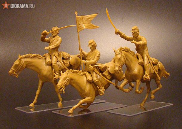 Обзоры: 8-й Пенсильванский кавалерийский полк в сражении под Чанселорвиллем 2 мая 1863 г.