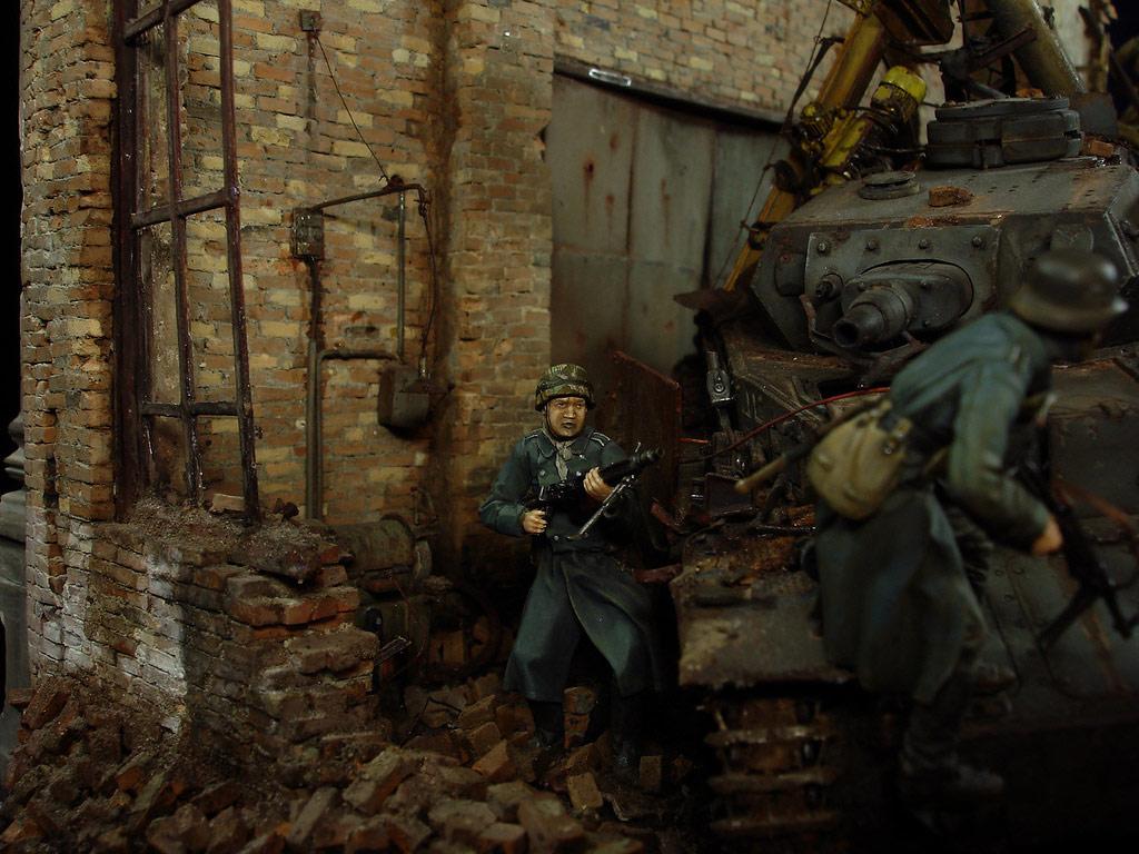 История одной работы: Сталинград – Берлин: как это делалось, фото #11