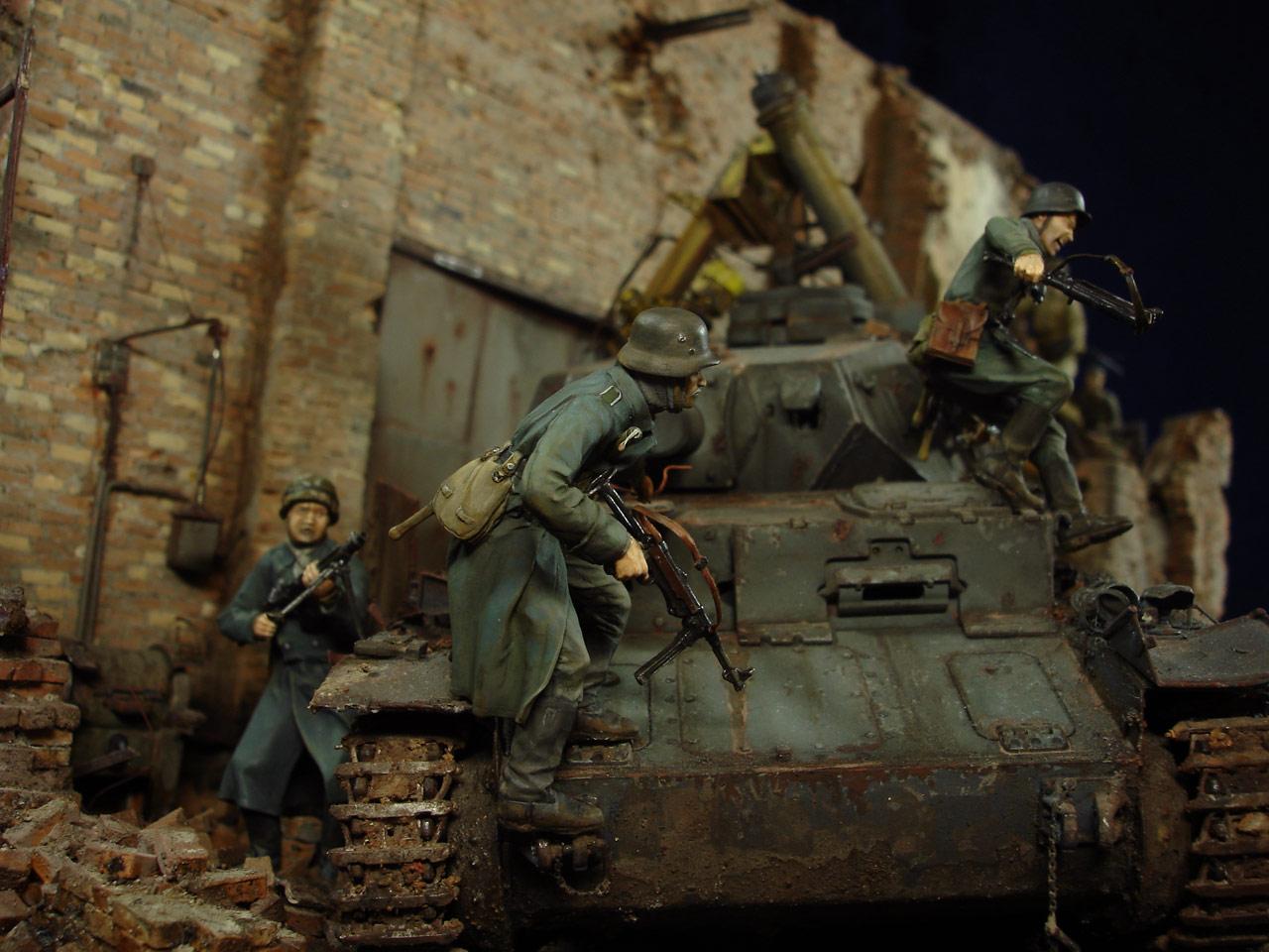 История одной работы: Сталинград – Берлин: как это делалось, фото #12