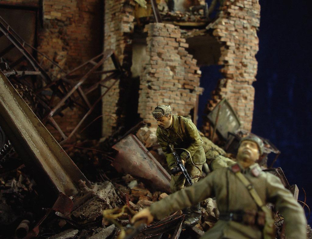 История одной работы: Сталинград – Берлин: как это делалось, фото #16