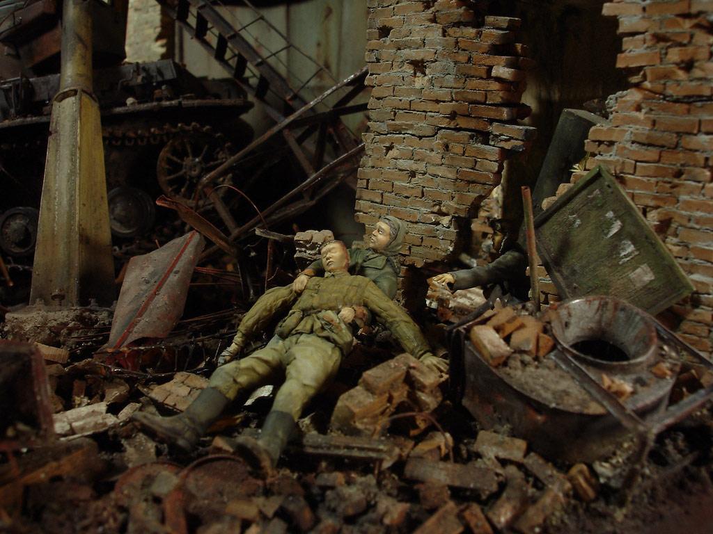 История одной работы: Сталинград – Берлин: как это делалось, фото #20