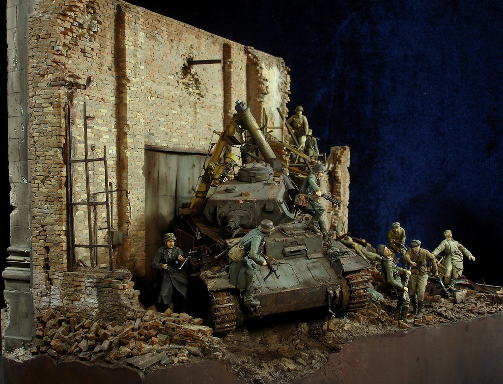 История одной работы: Сталинград – Берлин: как это делалось, фото #3