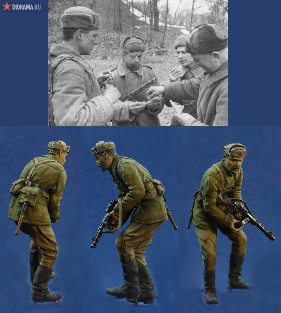 История одной работы: Сталинград – Берлин: как это делалось, фото #327