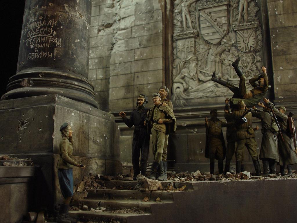 История одной работы: Сталинград – Берлин: как это делалось, фото #35