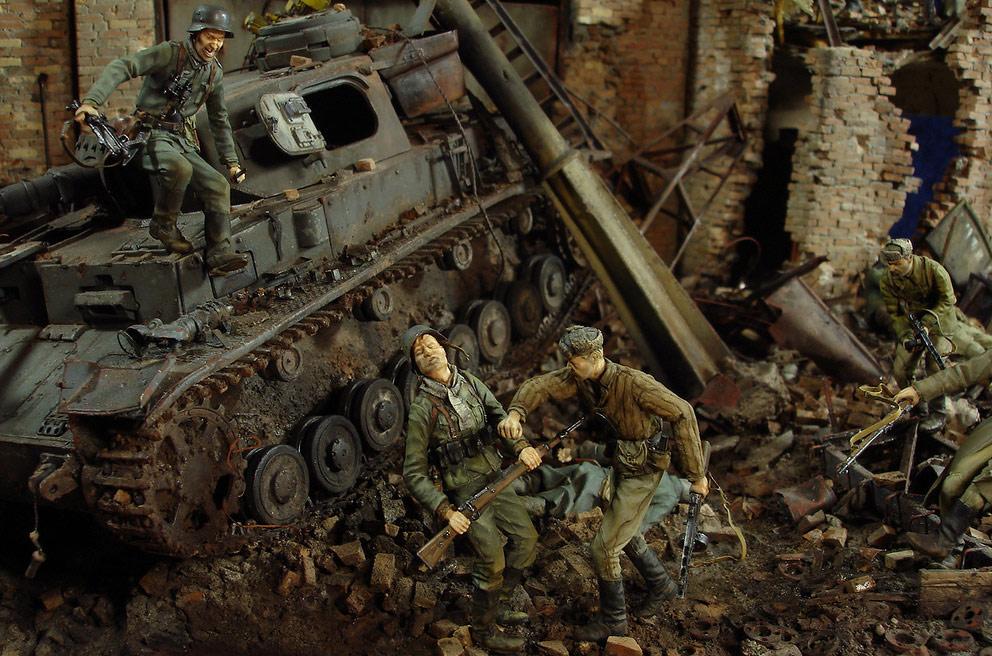 История одной работы: Сталинград – Берлин: как это делалось, фото #7