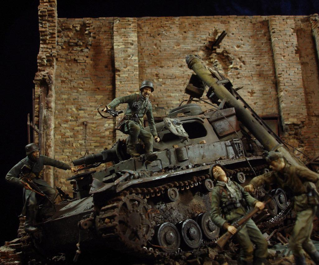 История одной работы: Сталинград – Берлин: как это делалось, фото #8
