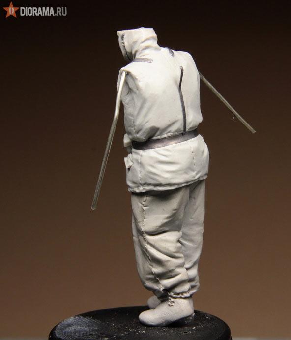Технологии: Лепка немецкой двухсторонней куртки, фото #45