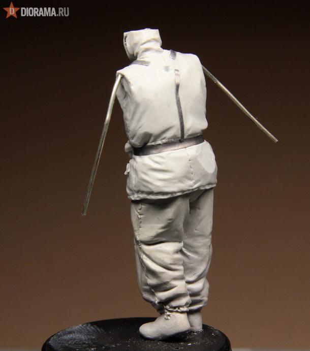 Технологии: Лепка немецкой двухсторонней куртки, фото #47