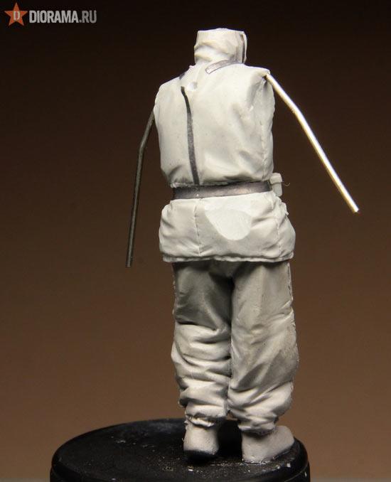 Технологии: Лепка немецкой двухсторонней куртки, фото #49