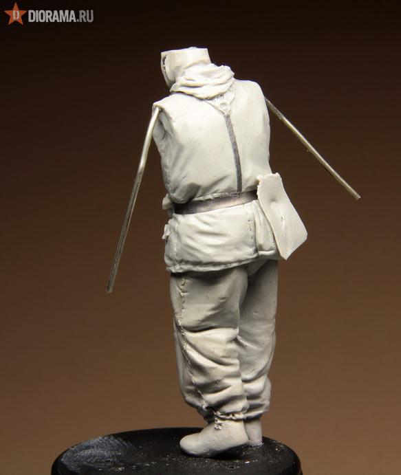 Технологии: Лепка немецкой двухсторонней куртки, фото #57