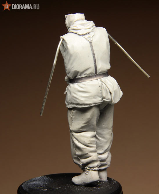 Технологии: Лепка немецкой двухсторонней куртки, фото #58