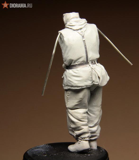 Технологии: Лепка немецкой двухсторонней куртки, фото #59