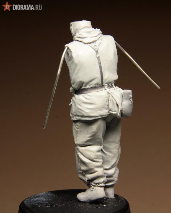 Технологии: Лепка немецкой двухсторонней куртки, фото #60