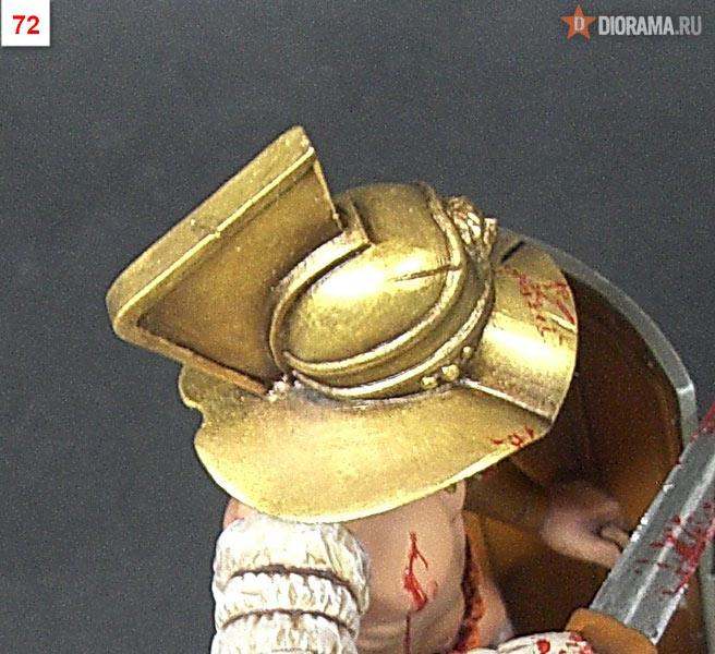 История одной работы: Гладиатор, фото #72