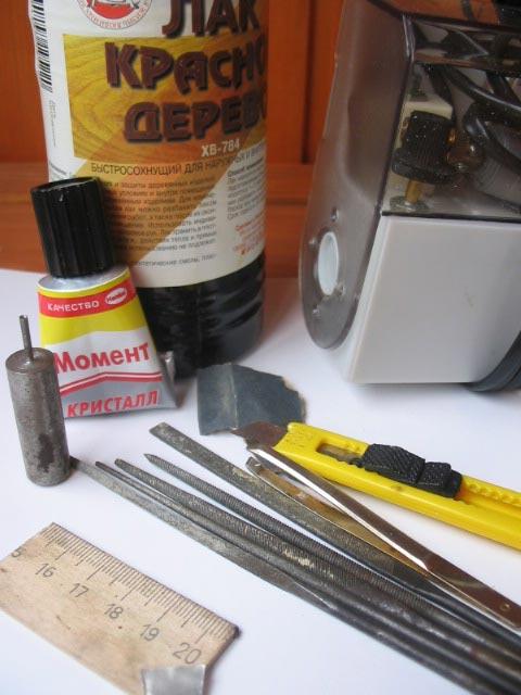 Технологии: Изготовление деревянных деталей оружия, фото #1