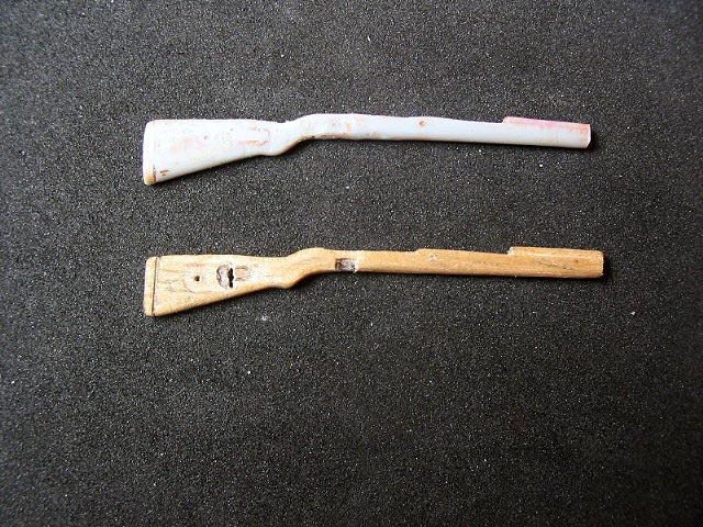 Ружье для куклы своими руками 24