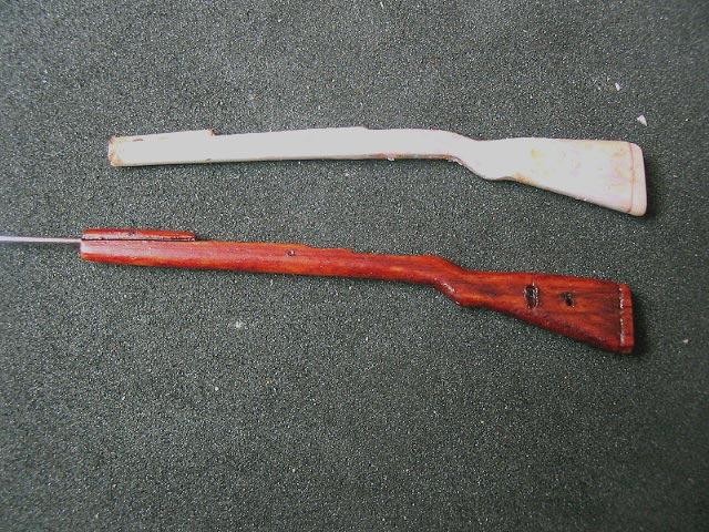 Ружье для куклы своими руками 82