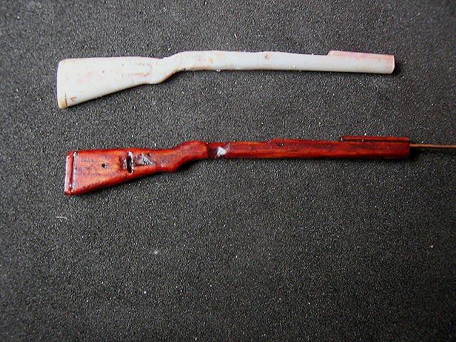 Технологии: Изготовление деревянных деталей оружия, фото #7