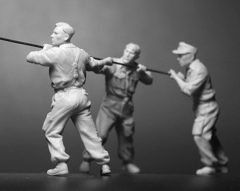 Обзоры: Немецкие танкисты за работой, фото #3