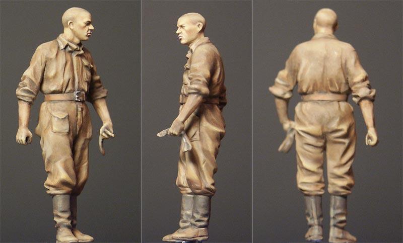Обзоры: Советские танкисты за работой, фото #8