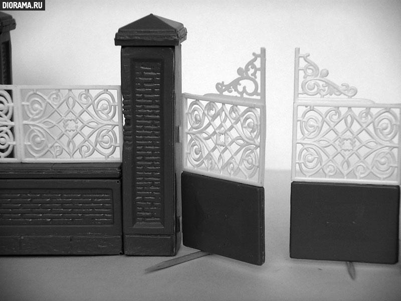 Обзоры: Парковая ограда и ворота, фото #8