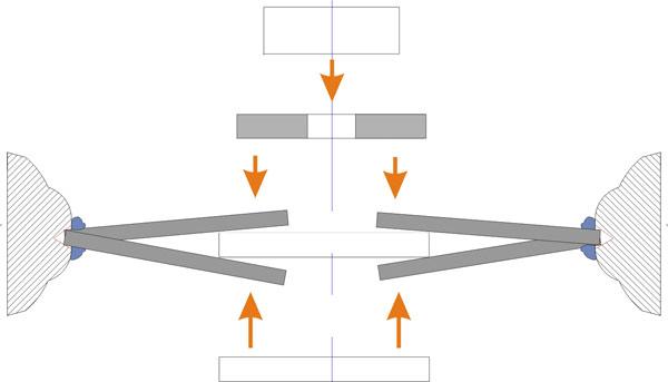 Технологии: Спицевание колес, фото #6