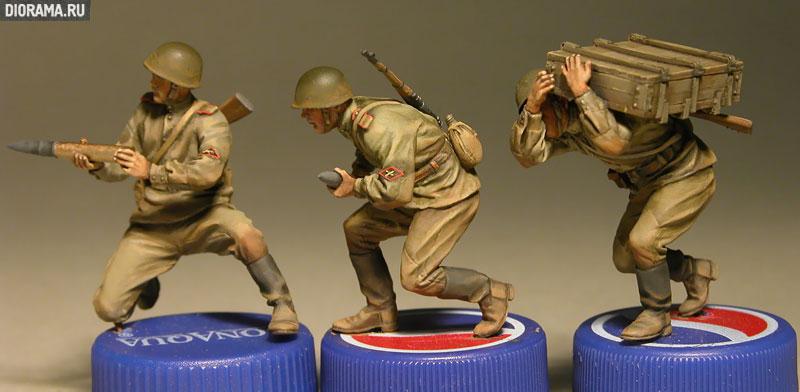Обзоры: Советские артиллеристы, фото #6
