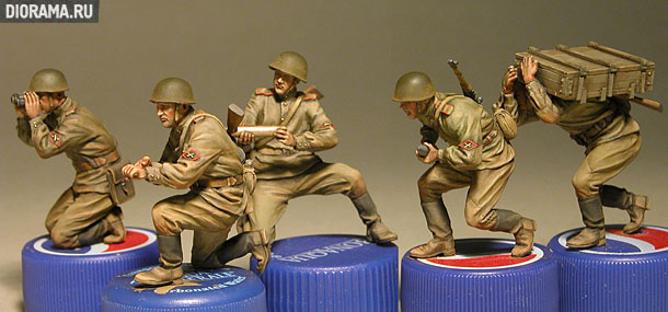 Обзоры: Советские артиллеристы