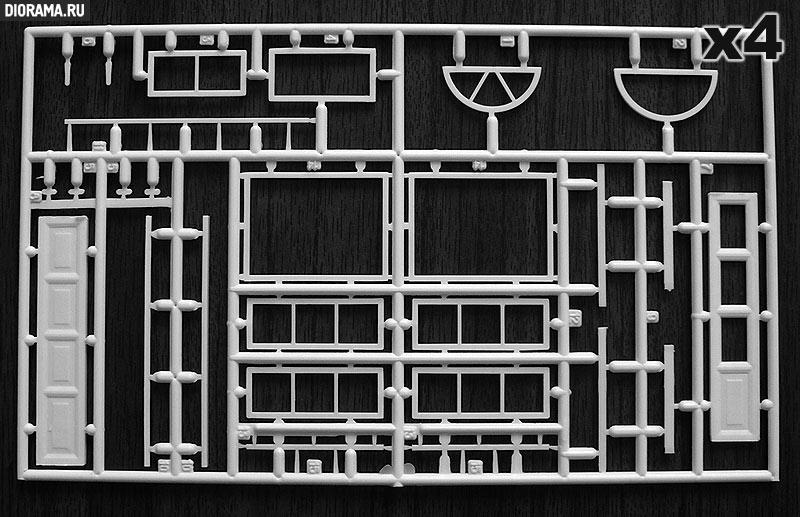 Технологии: Французское городское здание, фото #6